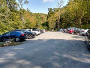 South Toe Trailhead Parking