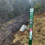 Wildcat Rock Trail Sign