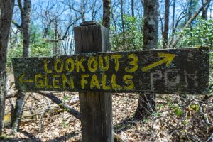 Lookout 3 Sign