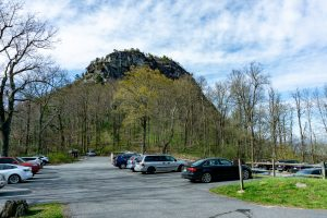 Table Rock Parking Area