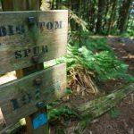 Big Tom (Spur) Trail Sign